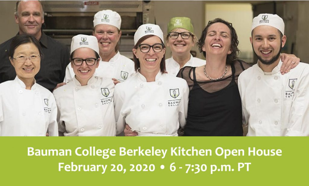 Join us in Berkeley on 2/20 for an open house and kitchen tour!