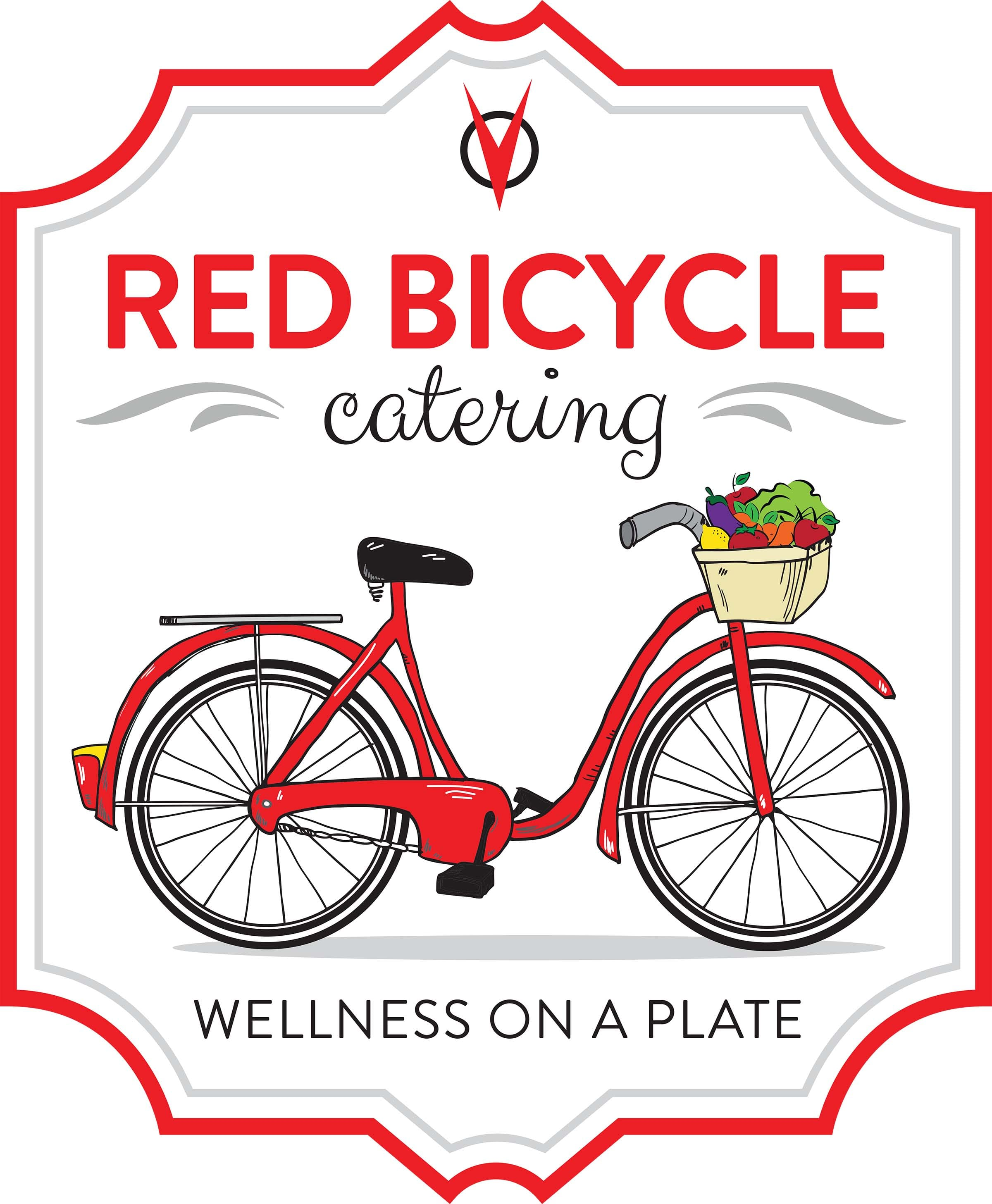 Red Bicycle Catering logo