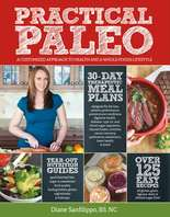 Cover of Practical Paleo book