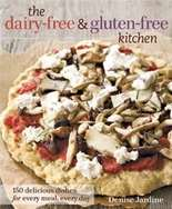 Cover of The Dairy-Free and Gluten-Free Kitchen book by Denise Jardine