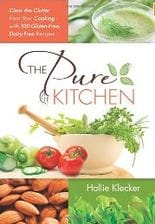Cover of The Pure Kitchen by Hallie Klocker