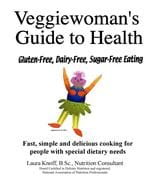 Cover of Veggiewoman's Guide to Health