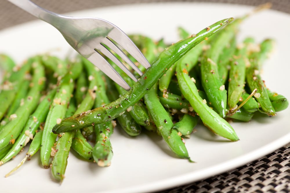 Green Beans With Sesame-Miso Dressing - Bauman College