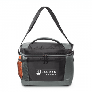 Bauman College insulated cooler bag