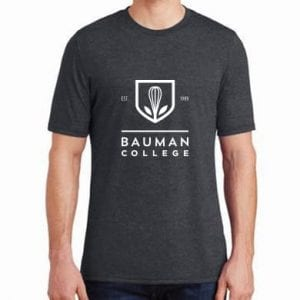 Bauman College men's t-shirt