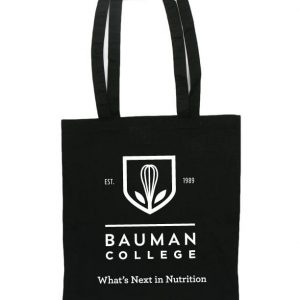Bauman College tote bag