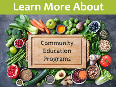 Bauman College Community Education Programs