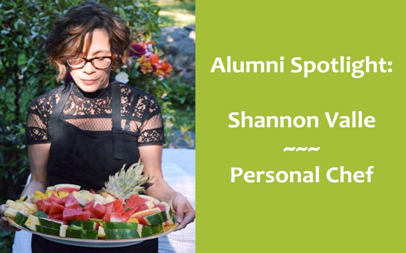 Alumni Spotlight - Shannon Valle